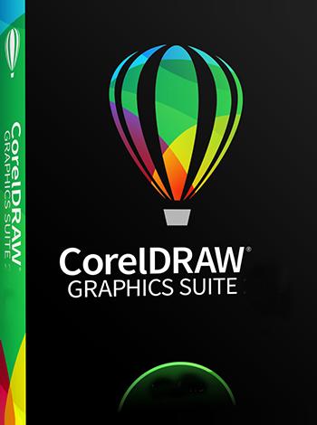 CorelDRAW Graphics Suite mac