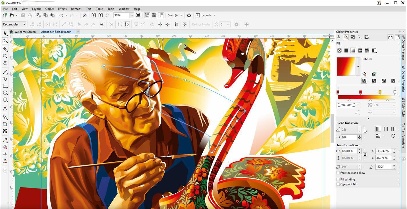 CorelDRAW Graphics Suite 2019 v21 0 0 593 Crack FREE