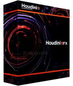 SideFX Houdini FX
