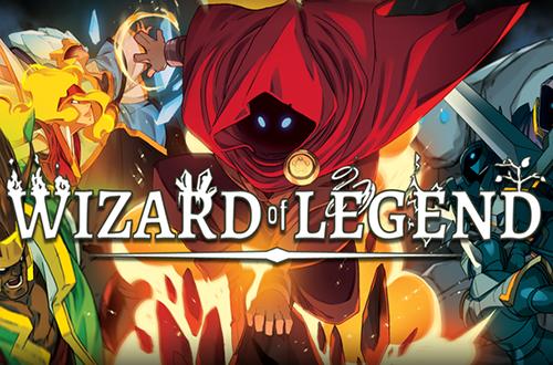 Wizard of Legend mac