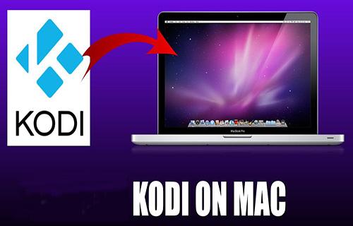 Kodi mac