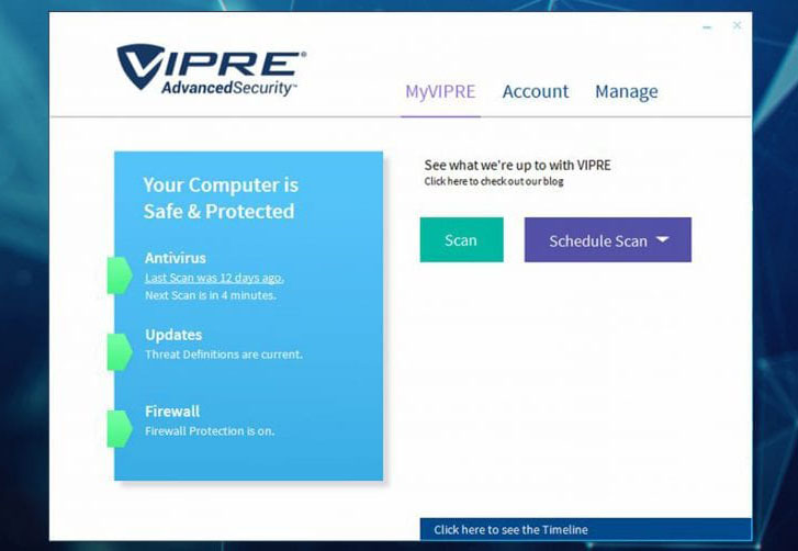 VIPRE Advanced Security Mac