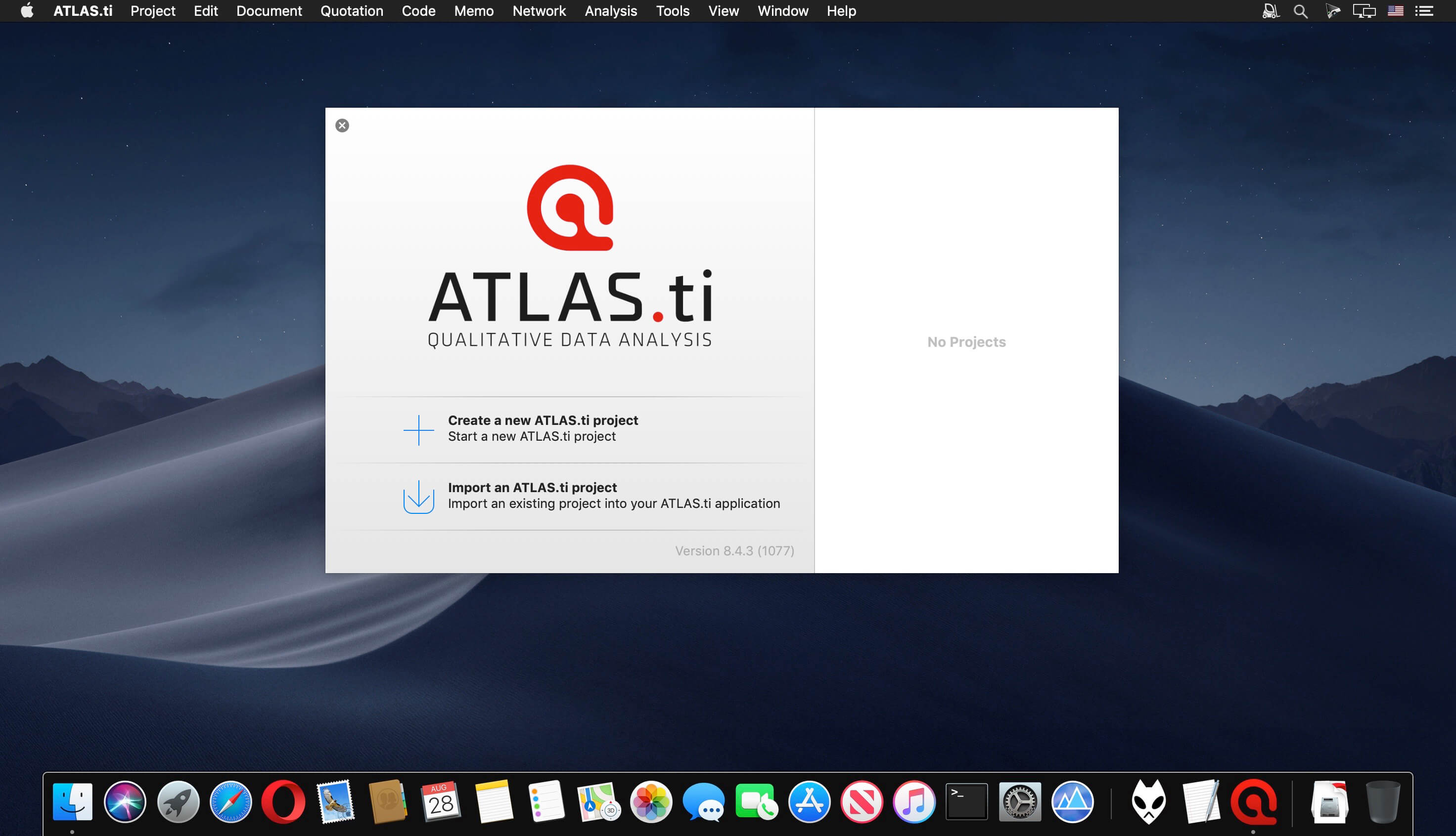 ATLAS.ti Mac