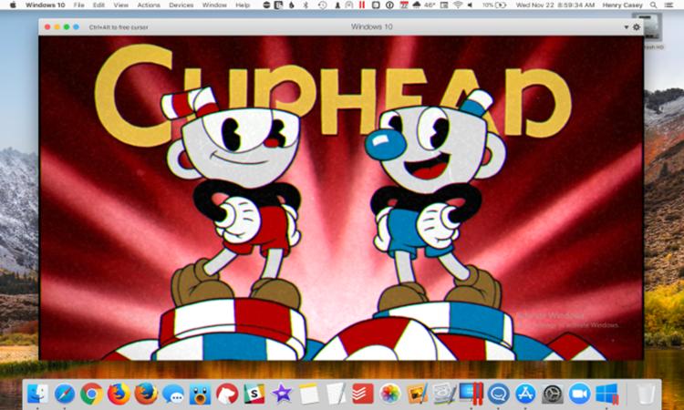 Cuphead Mac