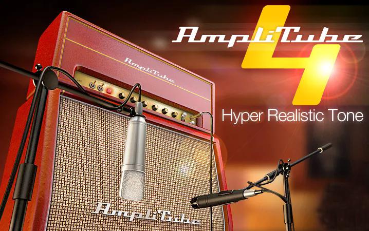 IK Multimedia AmpliTube