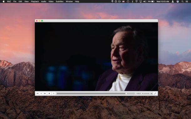 VLC Media Player mac