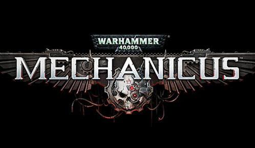 Warhammer 40000 Mechanicus Omnissia