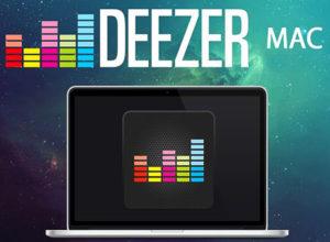 Deezer Mac