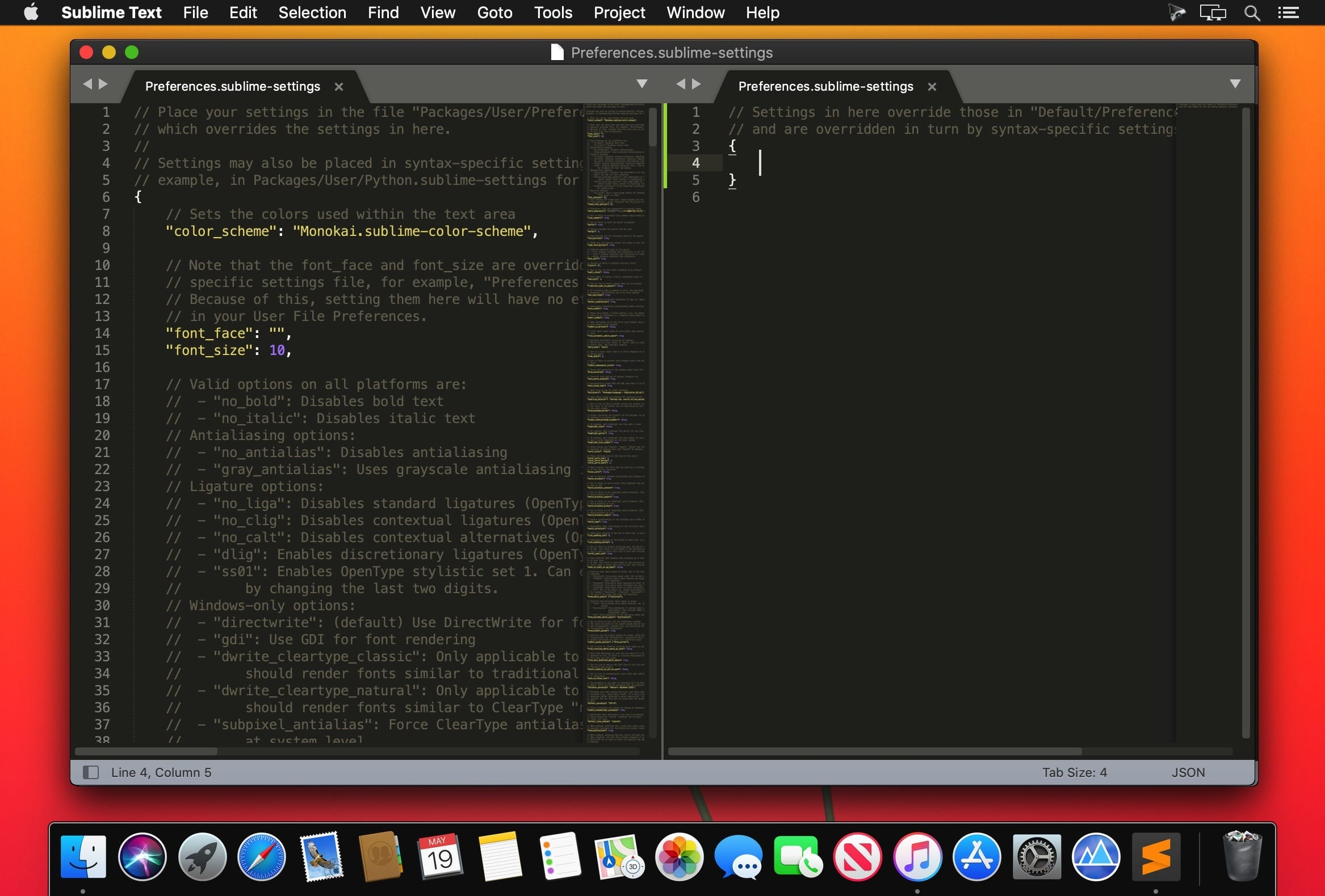 Sublime Text Mac